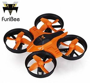 Furibee F36 US STOCK !! 2.4GHz 4 Channel 6 Axis Gyro One Key Automatic Return