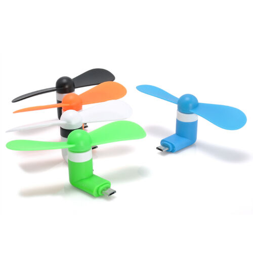 New Portable Phone Micro USB Mini Fan For Android Phone Samsung HTC LG Tablet