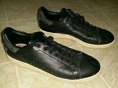 vender Empotrar Paradoja  Adidas Stan Smith CNY Year of the Rooster Black Shoes Men Size 9.5 | eBay