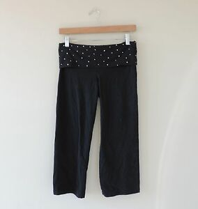 Women-039-s-Victoria-039-s-Secret-PINK-Brand-Yoga-Pant-Capri-039-s-Jeweled-Size-Small