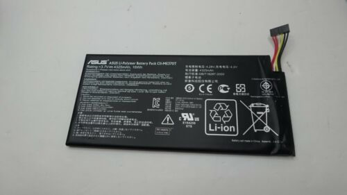 "Asus Nexus 7 1B001A  7/"" Genuine Battery 3.7V 16Wh 4325mAh C11-ME370T"