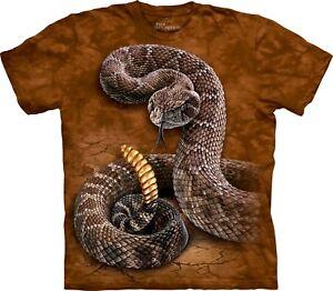 Montagne La shirt Unisexe Reptile T Rattlesnake Adulte 4wSPY7qz
