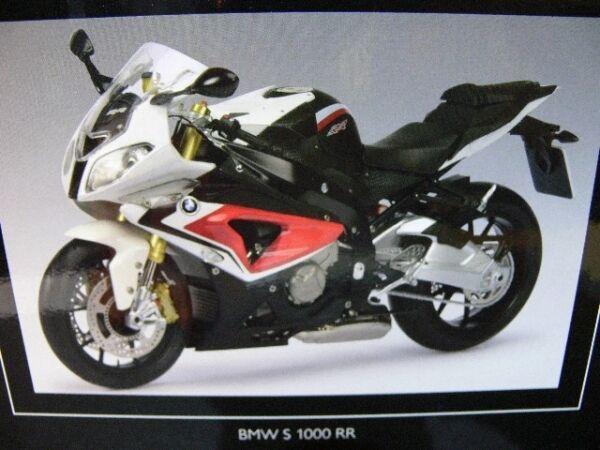 1 10 Schuco BMW S 1000 RR 2009 450666300
