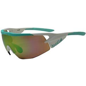 Bolle-Aeromax-12270-White-amp-Mint-Frame-with-Modulator-Emerald-Lens-Sunglasses