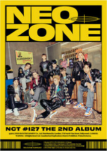 NCT-127-The-2nd-Album-039-NCT-127-Neo-Zone-039-N-Ver-New-CD