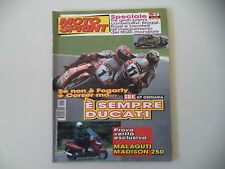 MOTOSPRINT 24/1999 MOTO GUZZI CALIFORNIA JACKAL/MALAGUTI MADISON 250