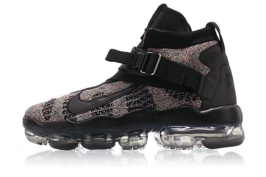 668e08758ef Nike VaporMax Premier Flyknit AO3241 003 Multi color Black Men SZ 7.5 - 13  noicoi4636-Athletic Shoes