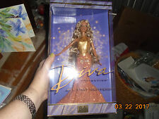 Mattel Barbie Doll 2002 All That Glitters Diva Collection Barbie NEW IN BOX NRFB