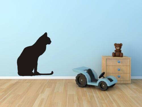 Wandtattoo Kinderzimmer lustige Katzen Cat  FZ1005