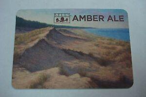 Bière Barre Dessous De Verre  Bell's Brewery Amber Ale ~michigan ~ Sable Dunes Cejctqpy-08003533-577630969