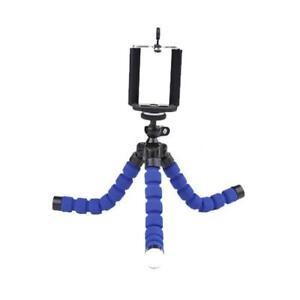 Mini Flexible Sponge Octopus Tripod for Mobile Phone Smartphone Camera J6M0