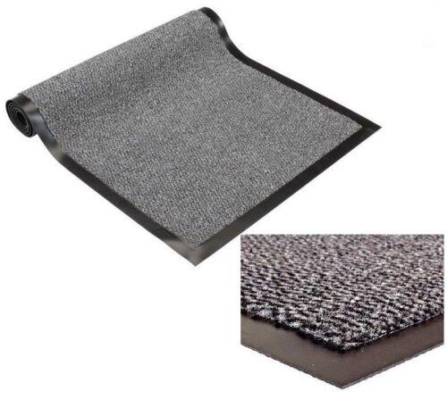 Gris Barrière Tapis Runner antidérapantes absorbant Arrêter Dirt /& Humidité Paillasson 40 x 60 cm