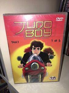 Judo boy cartone animato anni dvd episodi di dvd nuovo