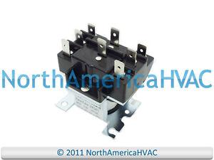 honeywell furnace relay r8222b 1059 24 volt coil 2no 2nc contacts image is loading honeywell furnace relay r8222b 1059 24 volt coil