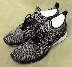 9 918264 5 Zoom Flyknit Sz 003 Air Pale Greynerobianco Nike Uomo Mariah Racer hdCxtsQr