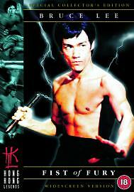 1 of 1 - Fist Of Fury (DVD, 2003) Bruce Lee