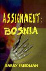 Assignment: Bosnia by Professor Barry Friedman (Paperback / softback, 2000)