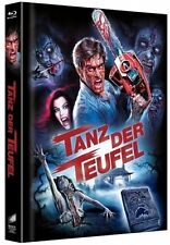 Mediabook Evil Dead TANZ DER TEUFEL - UNCUT Limited Edition COVER D BLU-RAY Box
