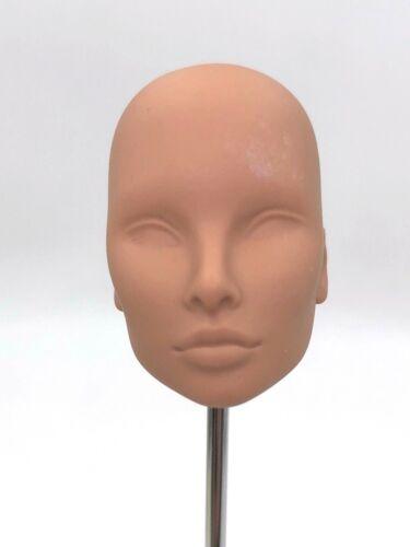 Fashion Royalty Integrity Doll Natalia Latino Skin Blank Face Head for Repaint
