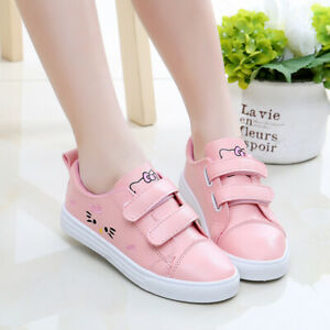 Details about 2019 Kids Fashion Sneakers for Toddler Girls Children Casual  Shoes Sports Size