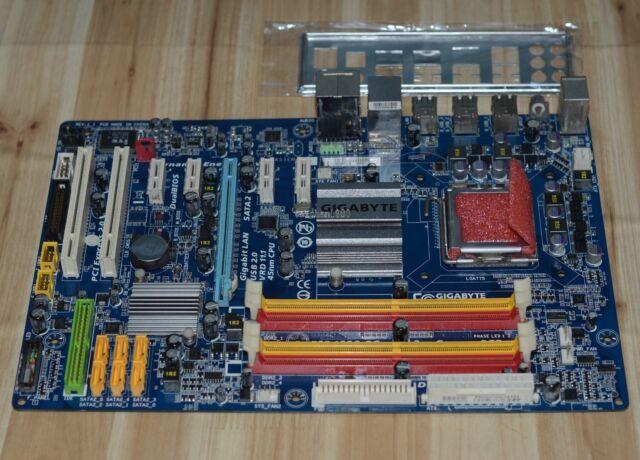 Gigabyte GA-945PL-S3 Microsoft UAA Drivers for Windows 10
