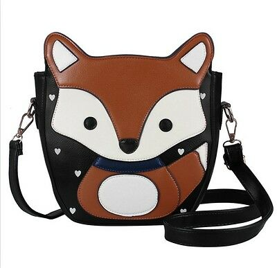 Kawaii Clothing Cute Ropa Fox Bag Shoulder Animal Ears Cat Harajuku Japan Korea