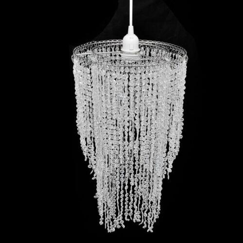 vidaXL Hängelampe Kronleuchter Kristall Deckenleuchte Lampe mehrere Auswahl