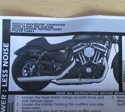 "Original Harley-Davidson H-D /""EASY SQUEEZE LENKER/"" Sportster *55800180*"