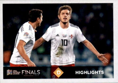 Road to EM 2020 Sticker 471 D Highlights UEFA Nations League
