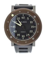 Helson Gauge 2000M Diver Titanium Watch
