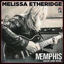 Memphis Rock and Soul (LP) - Melissa Etheridge (Vinyl w/FREE Download, 2016)