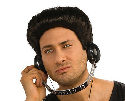 DJ Pauly D Headphones Jersey Shore Dress Up Halloween Adult Costume Accessory