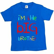 I'm The Big Brother Funny Kids Boys T-Shirt