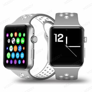 promo code 86312 da4ab Details about DM09 Plus Smart Wrist Watch SIM GSM Phone Wristband For  Android iPhone 6/7s LG