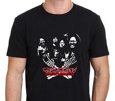 MAXIMUM THE HORMONE Men's Black T-Shirt Size: XS-S-M-L-XL-XXL