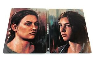 New-The-Last-of-Us-Part-II-2-Steelbook-from-Ellie-Edition-PS4-NO-GAME