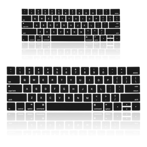 "2Pcs Dustproof Keyboard Protector Film Cover for Apple Macbook Pro 13//15/""//11//12/"""