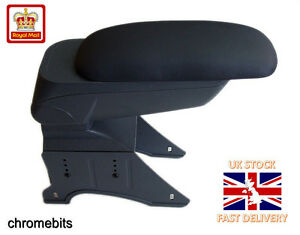 Armrest-Black-car-Universal-Quality-Arm-rest-Centre-Console-for-van-bus-New