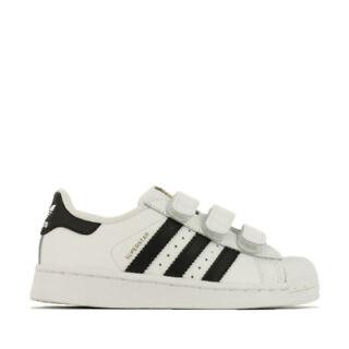 Adidas Superstar Foundation J. Sneaker Unisex – Bambini