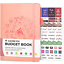 Clever Fox Budget Book - Financial Planner Organizer & Expense Tracker Notebook.