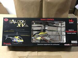 Hélicoptères Stock 25 Falcon 8905 Rc à 3 canaux