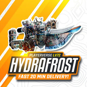 Borderlands 3 Hydrafrost Level 72 ⚡ Non-Modded Xbox One/Series X ⚡ Gun Weapon