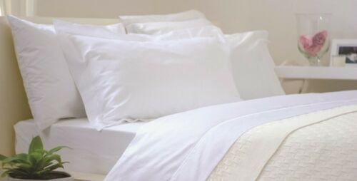 """Extra Large 100/% Egyptian Cotton Oxford Pillow Cases 22/"""" x 31/"""""""