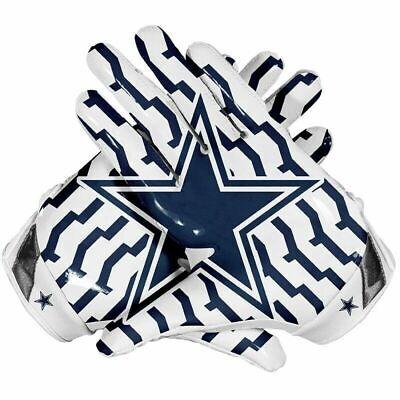 Football Gloves With Glue Grip American Dallas Cowboys Team NFL for good Control