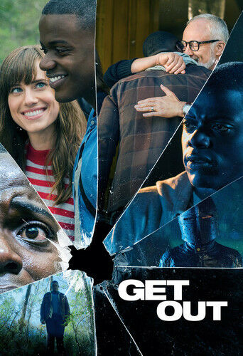 Get Out (2017, DVD New)