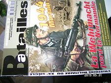 Batailles n° 17 Vimoutiers 1944 Mortain La Wehrmacht perd la Normandie