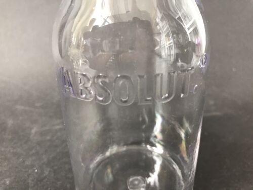 ABSOLUT Vodka Milch Flasche Jar Acryl Glas Gläser NEU OVP Longdrink Cocktail