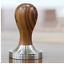 Espresso-Coffee-Tamper-Wooden-58mm-Stainless-Steel-Timber-Handle-Accessory-Gear thumbnail 2