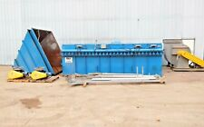 Mo 3412 Sly 29500 Cfm Dust Collector With 75 Hp Blower And Rotary Airlocks