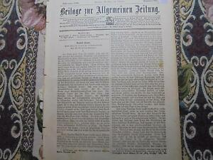1900 Supplément... 237/rudolf Haym 1/munich Krumbacher Byzantinistik-afficher Le Titre D'origine